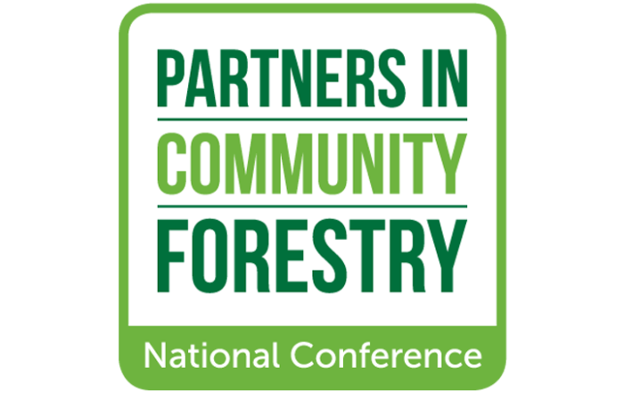 Partners in Community Forestry logo